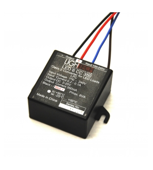 Lightech 6W, 350mA Constant Current Driver
