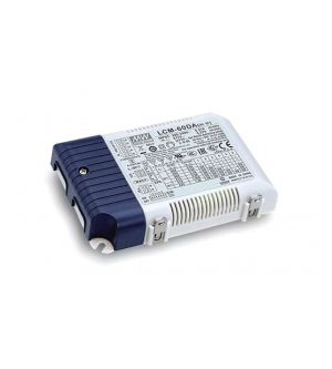 LCM 60W, 500 - 1050mA Dimmable, LED Driver