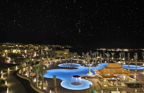 Hunza Project: Qasr Al Sarab Desert Resort, A