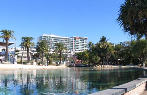Hunza Project: Southbank Parklands, Brisbane