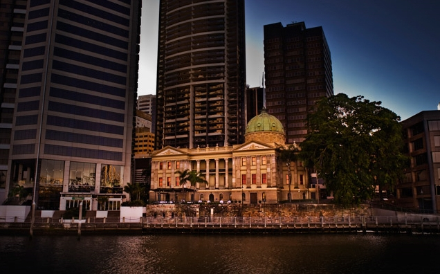Hunza Project: Customs House, Brisbane