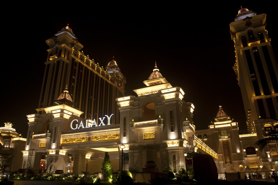 Hunza Project: Galaxy Resort & Casino, Macau